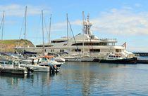 Hafen Horta von art-dellas