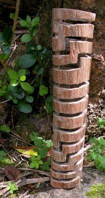 skulptur Spirale von art-dellas