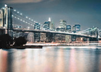 Brooklyn at night by sonnengott