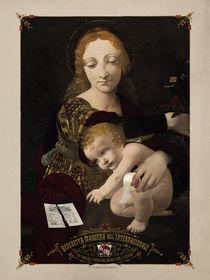 Benedetta Madonna dell'Internazionale by ex-voto