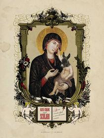 Beata Vergine degli Scolari by ex-voto