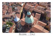Bologna Italy by Lise Ringkvist