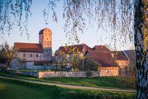Schloss Herrenbreitungen / Basilika Breitungen by Alexander Hauck