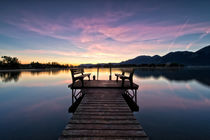 Sonnenaufgang by Holger Schultz