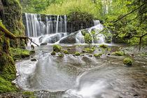 Wasserfall by Holger Schultz