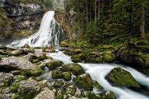 Gollinger Wasserfall by Holger Schultz