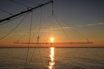 Fishing  von Azzurra Di Pietro