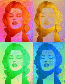 MARILYN_Collage by Alla GrAnde