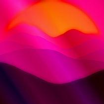 Big Sun Sunset N.1 von oliverp-art