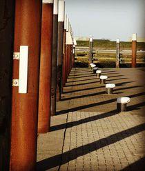 Hafen Texel by Christian Grun