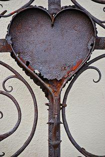 rusty heart... 2 von loewenherz-artwork