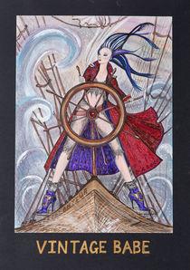VINTAGE BABE by Patricia Lemoine