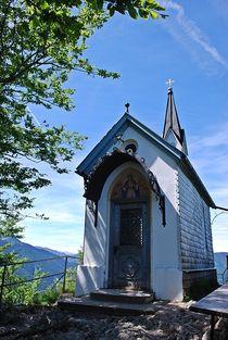 Kapelle am Riederstein... 2 by loewenherz-artwork