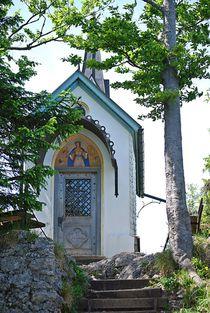 Kapelle am Riederstein... 1 by loewenherz-artwork