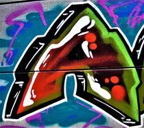 Mauer-Grafiti by assy