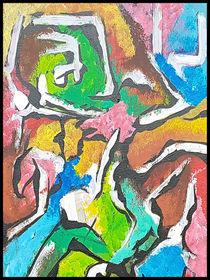 Sliced Horse 1 by David Joisten