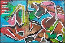 Sliced Horse 3 by David Joisten