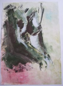 naked girl by Kerstin Koy