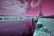 Pink Rijeka  by Rob Hawkins