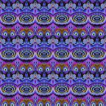 Bucknor Fabrics (blue) von olugbenga olaoye