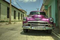 Chevy 1951  by Rob Hawkins