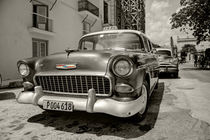 Chevy Taxi  by Rob Hawkins