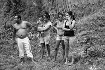 Cuban Family  by Rob Hawkins