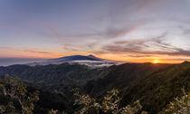Sonnenuntergang auf Teneriffa von Philip Kessler