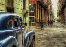 Havana oil  by Rob Hawkins