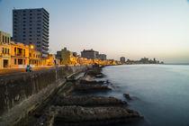 Havana Malecon  von Rob Hawkins