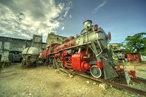 Havana Steam  by Rob Hawkins