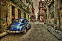 Havana Textures  von Rob Hawkins