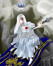 Coronation (detail) by Sophia Degay