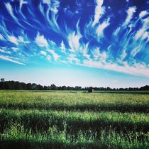 County sky by Brea Simmons