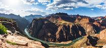 Grand Canyon Panorama von Klaus Tetzner