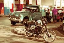 Pickup Bike  von Rob Hawkins
