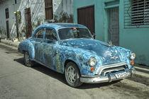 Speckled Oldsmobile  von Rob Hawkins