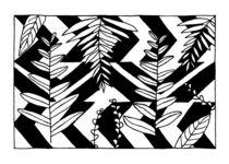 Monochrome Tropics von cinema4design