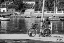 Sr and bike von Miguel Santana