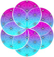Flower of Life / Seed of Life by fraktalini