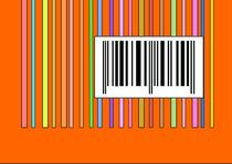 Strichcode  by Jutta Ehrlich