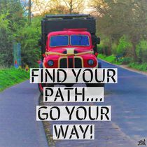 Find Your Path, Go Your Way! by Vincent J. Newman