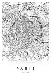 PARIS CITY MAP von nordik
