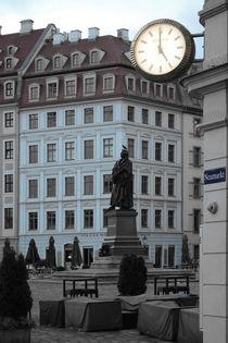 Dresden_07 - LE MA(R)TIN 02 (Tempus Fugit. Corvi manent.) by André Schuckert