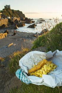 Ilfracombe Fish n Chips  by Rob Hawkins