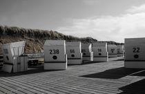 Sylt_02 - Strandkörbe von André Schuckert