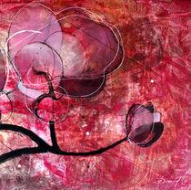Orchideenknospe by Olga David
