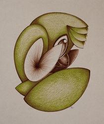 lemonbird by danielaschlechmair