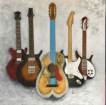 Guitar Legends by David Redford