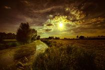 Warme Landschaft..... by Stefan Kierek